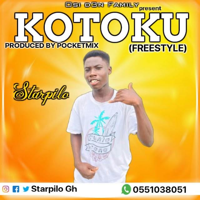 Starpilo-Kotoku Freestyle(Prod.By Pocketmix)