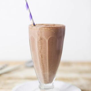Chocolate Oat Shake.