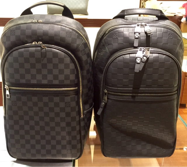 The Louis Vuitton Michael Damier Graphite sells for SGD 3350. This is quite  steep 02276b7536d44