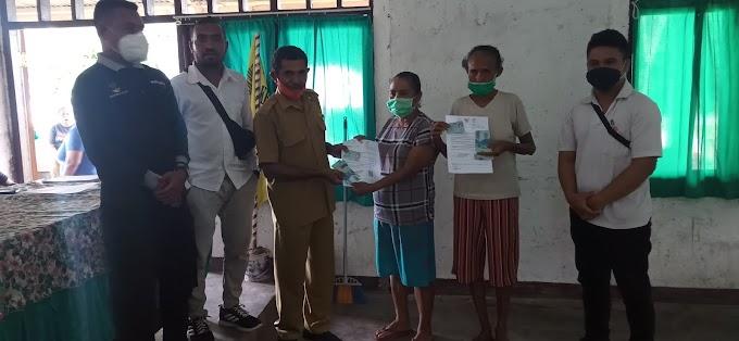Monitoring Pembagian BST di Kabupaten Alor, Ini Pesan Menteri Sosial RI