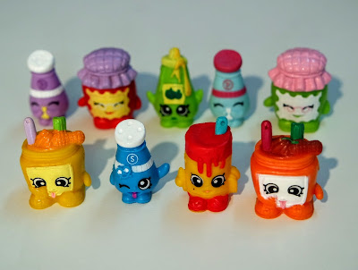 Shopkins - Serie 1: Despensa