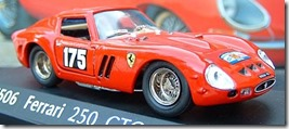 4506 Ferrari 250 GTO 1963