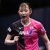 早田ひな シングルス金メダル!女子 最新世界ランクで6ランクアップ