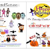Halloween Day circular