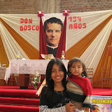 Cumpleaños Don Bosco