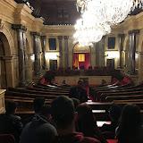 2017-03-03 2GA visita el Parlament de Catalunya