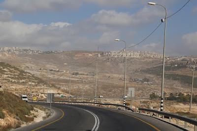 01/ Au revoir Jérusalem, direction la Samarie.