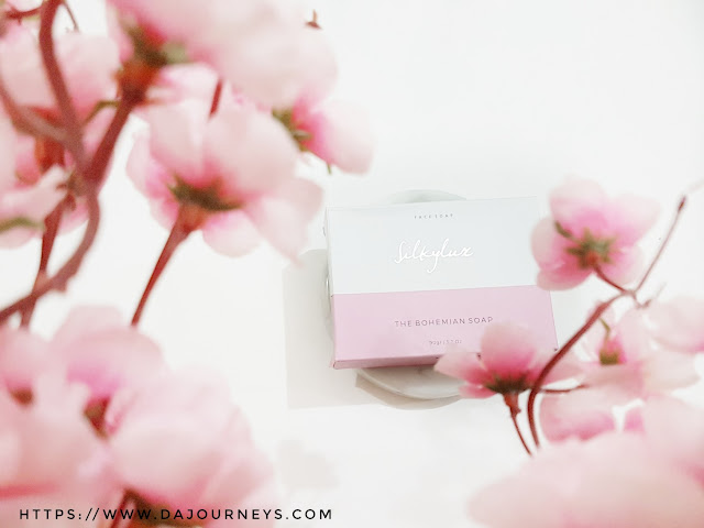[Review] Avoskin Silkyluz Bohemian Bar Soap