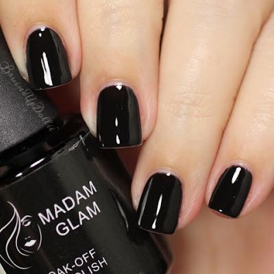 Madam Glam Perfect Black swatch