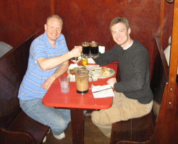 Mormon drinking schilo s delicatessen homemade root beer