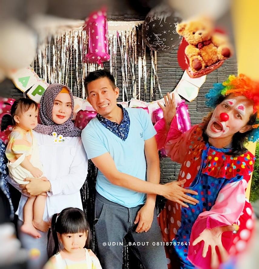 jasa sewa badut lucu di kresek Tangerang