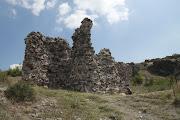Крепостта Монек (Моняк) край село Широко поле, Кърджали