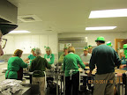 Kitchen Leprechauns