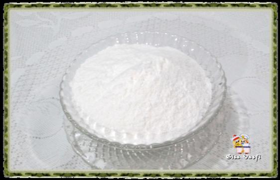Açúcar impalpável 1