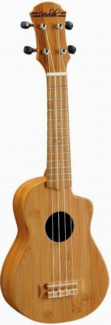 Veelah bamboo soprano at Lardy's Ukulele Database