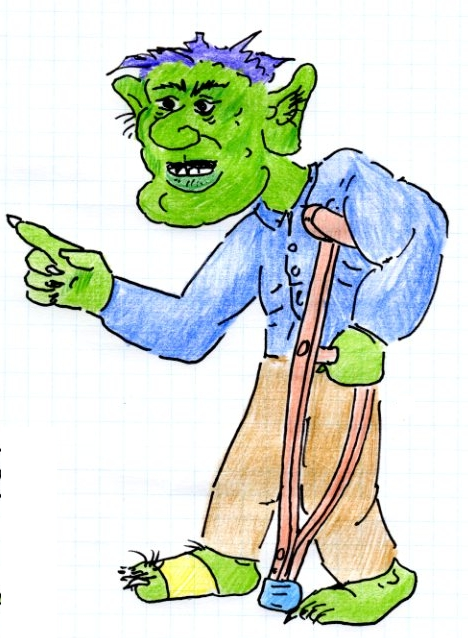Hobbly Goblin from RoonVenture