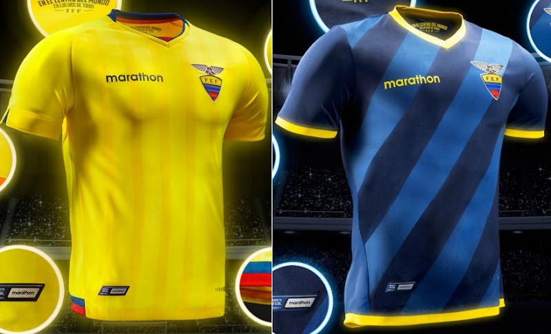 ad0a5e9b9 All 16 Copa America 2016 Kits (Released)