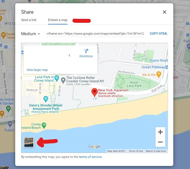 Add Google Map