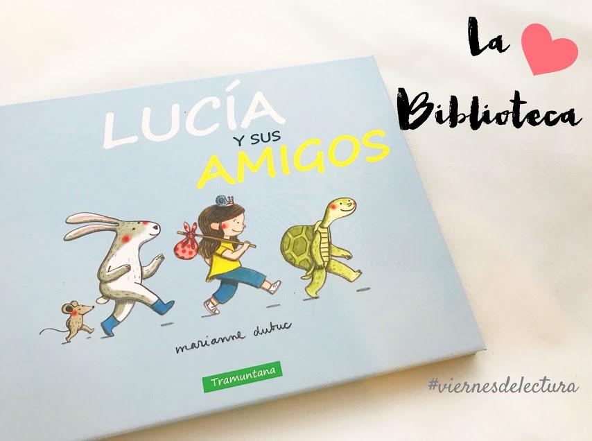 Lucía y sus amigos, libro Tramuntana