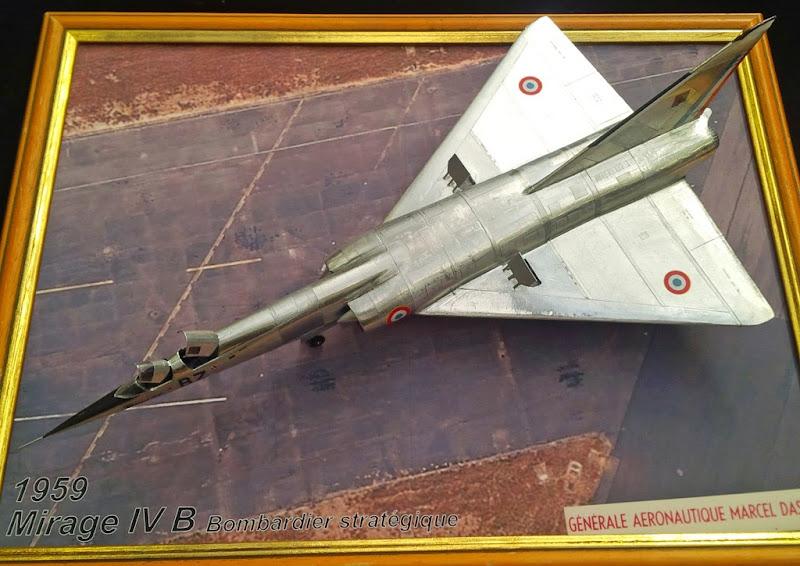 GAMD Mirage IV B. Un gros mirage IV, en scratch et au 72 Xpopdr09
