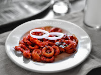 Squid Rings, Calamari