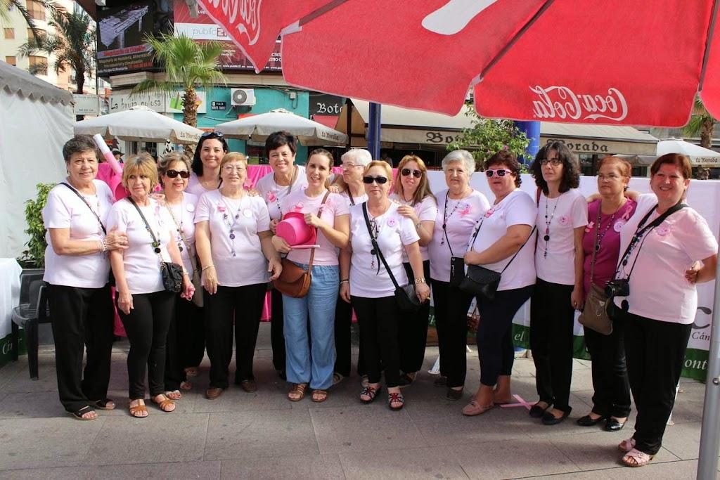 19 de Octubre - Día Internacional Contra el Cáncer de Mama