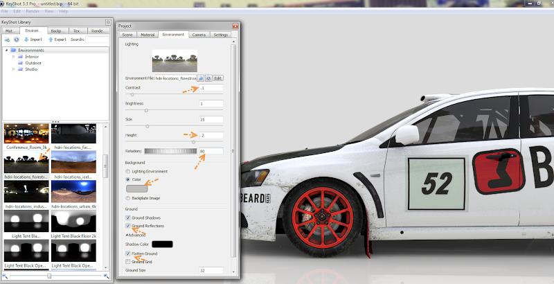 การเพิ่มลายรถใหม่ลงไปใน DiRT 3 และการทำภาพ Tiles ของรถ Newcar45