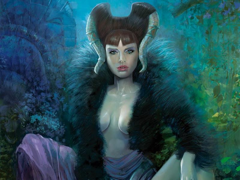 Hell Horns, Demonesses