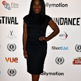 OIC - ENTSIMAGES.COM - Karen Bryson at the Raindance Opening Night Gala at the Vue in Leicester Square, London on the 23rd September 2015. Photo Mobis Photos/OIC 0203 174 1069