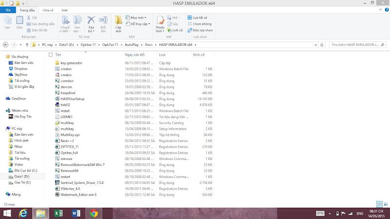 Optitex 11 Full Tất Cả Windows 32bit Và 64bit 4