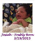 Welcome Josiah