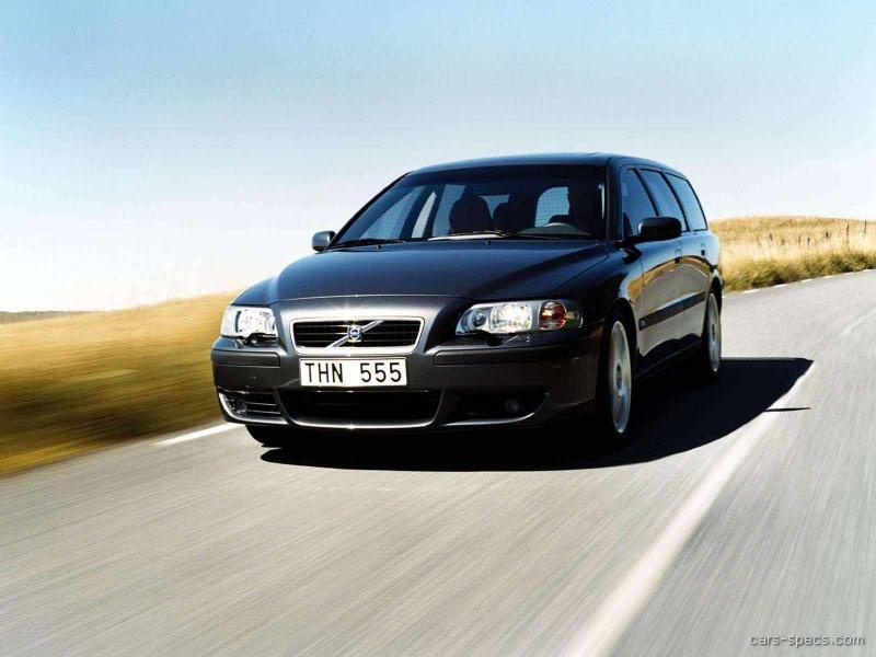 Volvo V R on 2003 Volvo V70 Wagon Manual Mpg