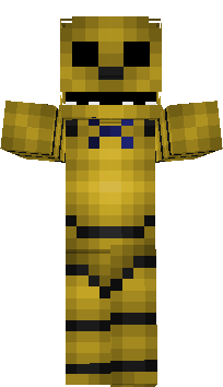 Freddy Nova Skin - Skins para minecraft pe five nights at freddys