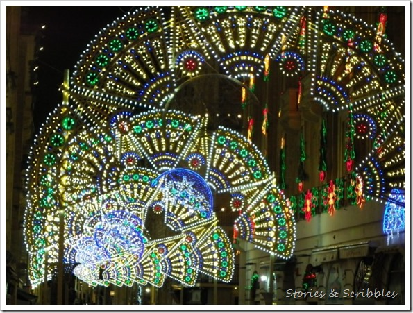 Valletta Christmas lights (32)