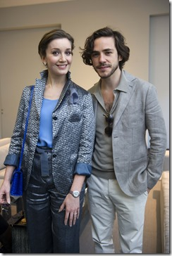 Carly Paoli e Jack Savoretti - sgp