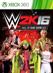 [GAMES] WWE 2K16 Showcase 2015 Hall Of Fame Showcase (XBOX360/DLC/RF)
