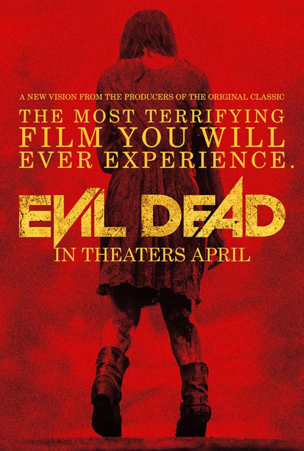Ma Cây: Cuốn Sách Quỷ Ám - Evil Dead (2013)