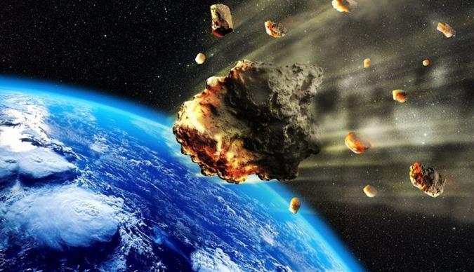 asteroide colidir com a Terra 01