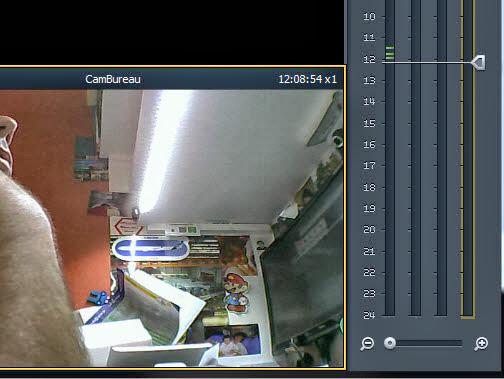 Suivi des vidéos avec Surveillance Station