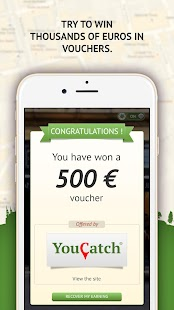 YouCatch - win thousands of gifts !- screenshot thumbnail