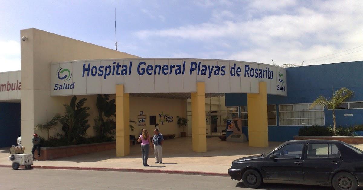 Rosarito en la noticia muere paciente en el ba o del - Banos del hospital ...