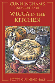 Cover of Scott Cunningham's Book Cunningham Encyclopedia Of Wicca In The Kitchen