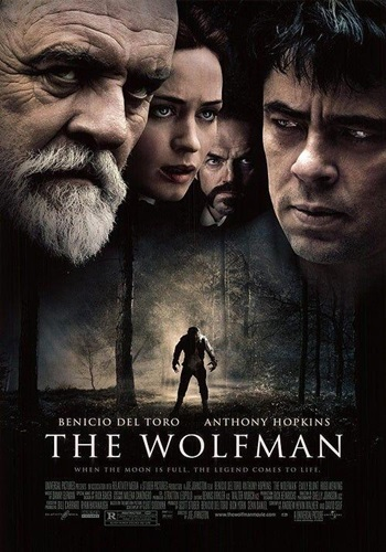 The Wolfman [Latino]