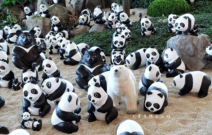 10 1600熊貓世界之旅-SOGO復興館日式庭園