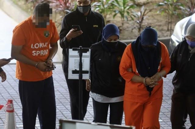 Dua penjawat agensi keselamatan direman rasuah kontrak RM180,000