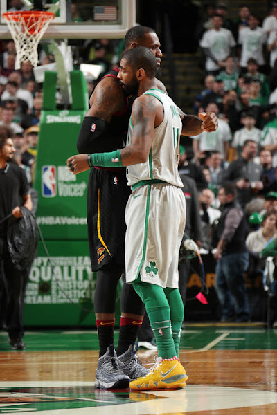 LBJ Wears Revive Nike LeBron 15 PE as New Look Cavs Beat Boston