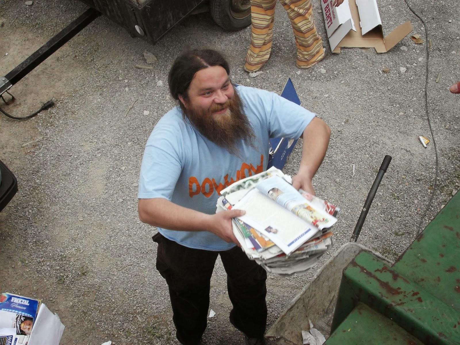 Zbiranje papirja, Ilirska Bistrica 2006 - KIF_8482.JPG