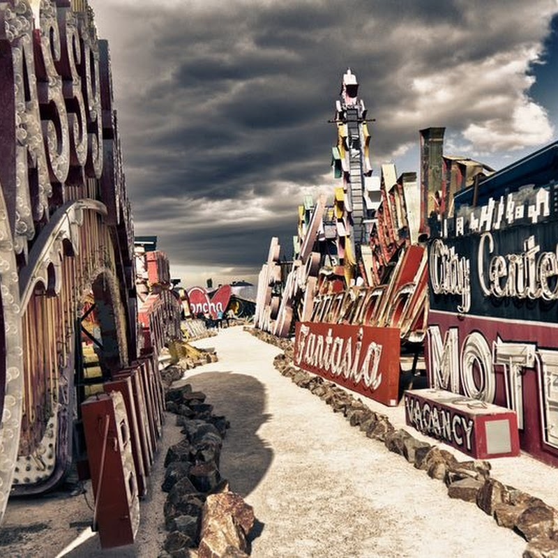 The Neon Museum of Las Vegas