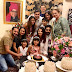 Aishwarya celebrates birthday with his family