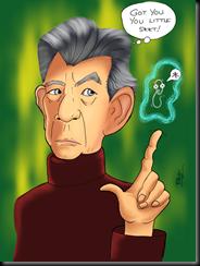 Ian mcKellen - Magneto